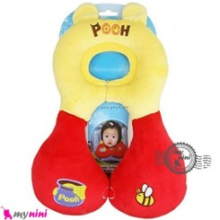 بالش و غلت گیر چند کاره پُو Baby travel pillow