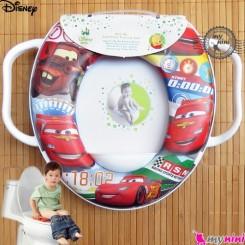 تبدیل توالت فرنگی کودک ماشینها Disney soft baby potty seat