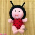 عروسک بامزه موزیکال و چراغدار کفشدوزک Baby cute doll