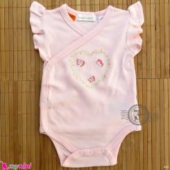 لباس زیردکمه دار پنبه ای مارک پامپکین پَچ pumpkin patch baby bodysuits