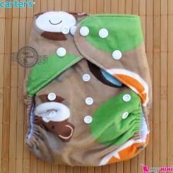 شورت آموزشی 3 لایه کارترز حیوانات carters baby reusable diaper