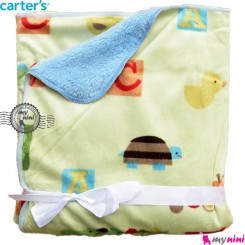 پتو کارترز جوجه و لاکپشت Crters baby blanket