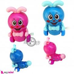 اسباب بازی کرم کوکی بامزه magical small insect toys