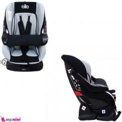 صندلی ماشین گارددار 0 تا 6 سال طوسی مشکی الیت Elite Car Seat