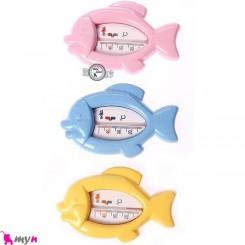 دماسنج اتاق و وان ریکانگ ماهی Rikang fish thermometer