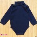 بلوز آستین بلند زیردکمه دار پنبه ای بچگانه 18 ماه Kids long sleeve bodysuits