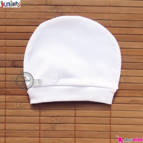 کلاه کشی جونیورز پنبه ای Juniors baby cotton hat