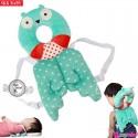 بالش ضربه گیر کودک طرح جغد مارک اورجینال SKK Baby protector pillow محافظ سر نوزاد و کودک