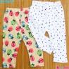 شلوار بچه گانه پنبه ای 2 عددی مارک کارترز 9 تا 12 ماه Carter's baby pants