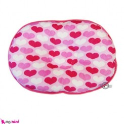 بالش شیردهی نوزاد قلب صورتی Breast Feeding Cushion