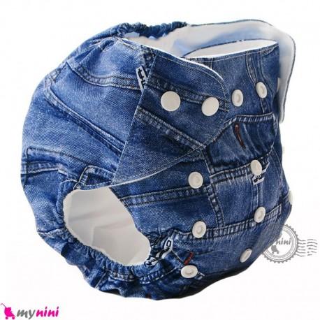 شورت آموزشی نوزاد و کودک 3 لایه طرح لی مارک کارته بِی بی carte baby reusable diaper