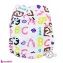 شورت آموزشی نوزاد و کودک 3 لایه الفبای انگلیسی مارک کارته بِی بی carte baby reusable diaper