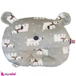 بالش شیردهی نوزاد خرس طوسی Breast Feeding Cushion