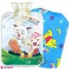 کیسه آبگرم و آبسرد کاوردار نوزاد و کودک صدفی گوسفند Hot and cold Water Bottle