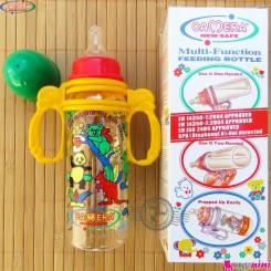 شیشه شیر نوزاد و کودک دسته دار مارک کمرا تایوان Camera baby feeding bottle