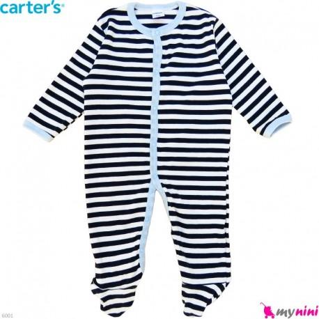 سرهمی نوزاد و کودک پنبه ای مارک کارترز 12 ماه اسمارتیز Carter's baby bodysuit