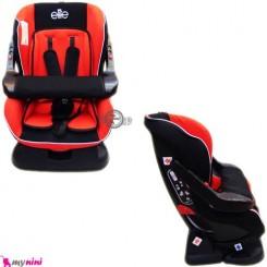 صندلی ماشین گارددار 0 تا 6 سال قرمز مشکی الیت Elite Car Seat
