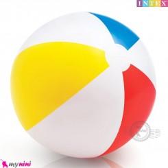 توپ اینتکس اورجینال 4 رنگ Intex baby Beach Balls