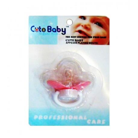 پستانک سیلیکونی معمولی Cute Baby