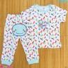 ست تیشرت و شلوار کارترز نخ پنبه ای حشرات Carter's baby clothes set