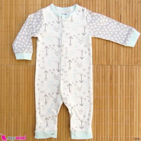 سرهمی نوزاد و کودک نخ پنبه ای مارک اورجینال چیک پی baby bodysuit