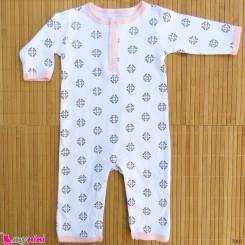 سرهمی نوزاد و کودک نخ پنبه ای مارک اورجینال یوگا اسپروت baby bodysuit