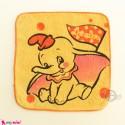 حوله دست و صورت نوزاد و کودک زرد فیل Baby washcloths