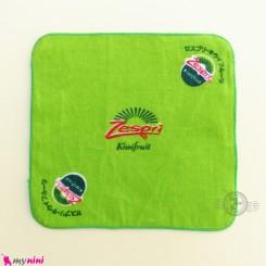 حوله دست و صورت نوزاد و کودک سبز برند Baby washcloths