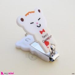 ناخنگیر نوزاد و کودک بامزه عروسکی baby cute nail clippers