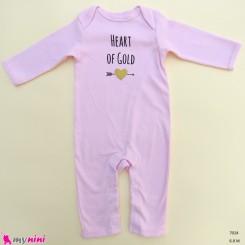 سرهمی نوزاد و کودک نخ پنبه ای مارک اورجینال اچ بی 6 تا 9 ماه baby bodysuit