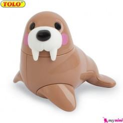 شیر دریایی اسباب بازی تولو TOLO Toys