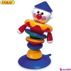 دلقک لرزان تولو TOLO Toys
