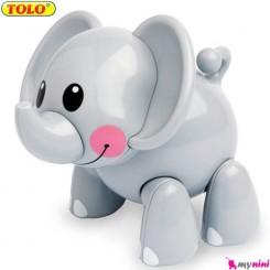 فیل اسباب بازی تولو TOLO Toys