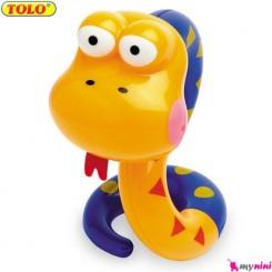 مار اسباب بازی تولو TOLO Toys