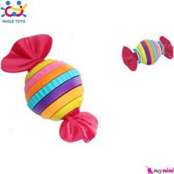 جغجغه پیچشی شکلات هویلی تویز Huile Toys
