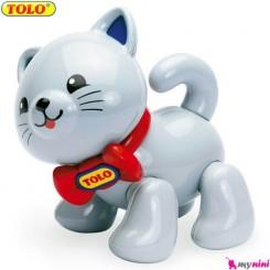 گربه اسباب بازی تولو TOLO toys first friends