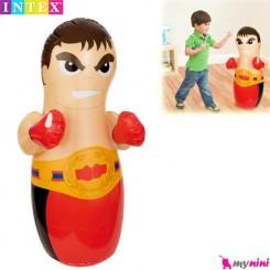 کیسه بوکس بادی پسر ورزشکار اینتکس Intex bob bag