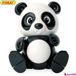 پاندا اسباب بازی تولو TOLO toys first friends