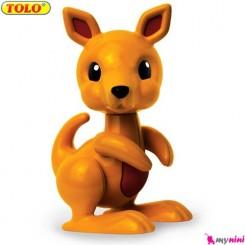 کانگورو اسباب بازی تولو TOLO toys first friends
