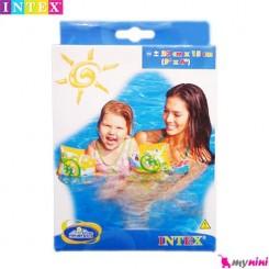 بازوبند شنا کودک اینتکس Intex arm bands