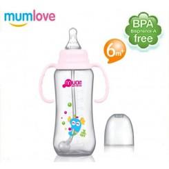 شیشه شیر نوزاد 300 میل مام لاو MUMLOVE