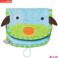 لیف عروسکی نوزاد و کودک سگ اسکیپ هاپ Skip Hop wash mitt