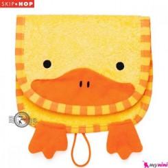 لیف عروسکی نوزاد و کودک جوجه اردک اسکیپ هاپ Skip Hop wash mitt