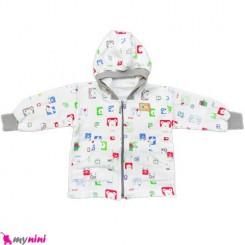 سویشرت توکُرکی نوزاد و کودک خرسی Baby warm sweatshirt