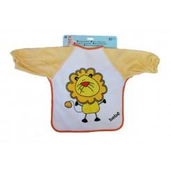 پیشبند لباسی شیر Baby Bibs