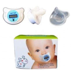 تب سنج پستانکی سیسمونی نوزاد و کودک Pacifier Thermometer