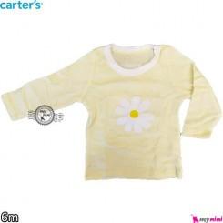 بلوز کارترز 6 ماه carter's long sleeve t shirts