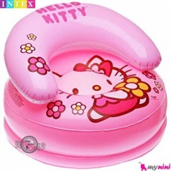 صندلی بادی اینتکس هِلو کیتی Intex hello kitty baby chair