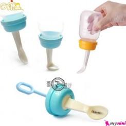 سرلاک خوری نوزاد و کودک ریکانگ Rikang spoon feeding bottle