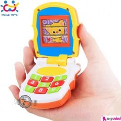 موبایل هویلی تویز موزیکال و کارتونی Huile Toys musical mobile